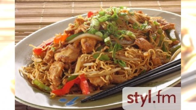chińska potrawa