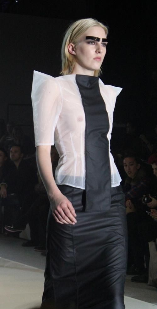 Fashion Week Poland Aga Pou