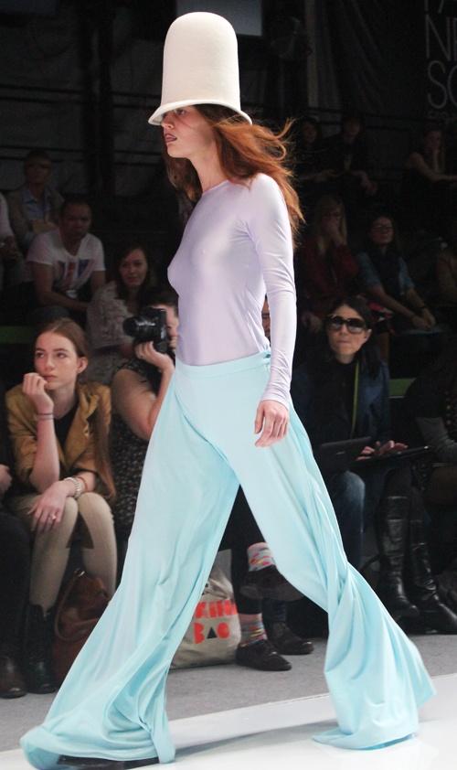 Fashion Week Poland Shumik 100%
