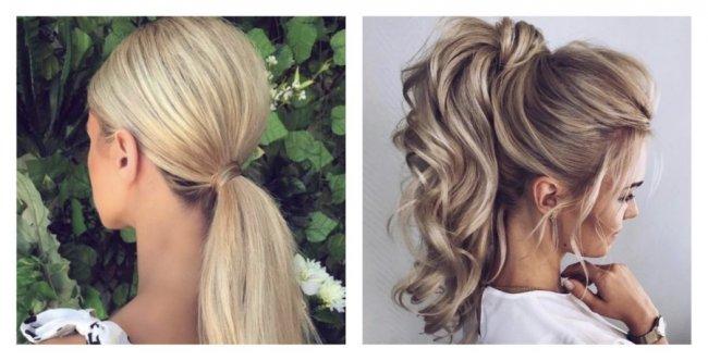 Koński Ogon Dziewczęce I Praktyczne Upięcie Długich Włosów