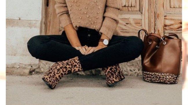 buty na jesień 2019 damskie