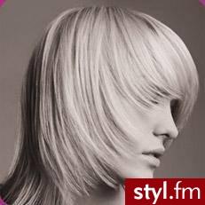 fryzury balejaż. Fryzury - włosy średnie. fryzury balejaż - Internetowy Katalog Fryzur IKF.com.pl, propozycje fryzur na każdą okazję np. eleganckie fryzury - Średnie Fryzury