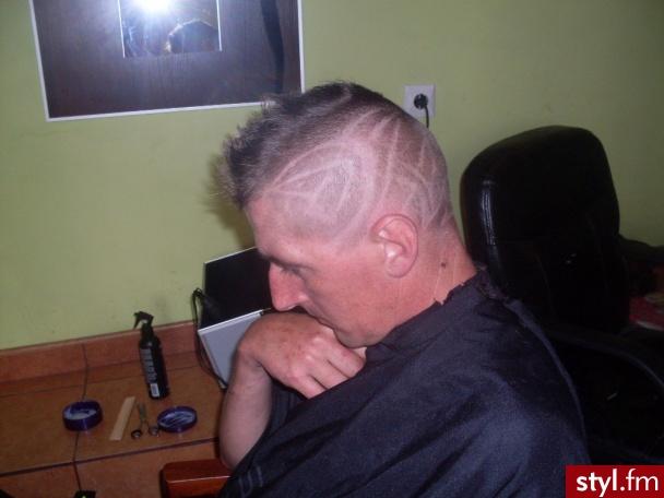 Fryzury Męskie Blond Włosy Fryzury Męskie Krótkie