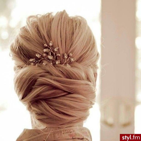 Fryzury ślubne Włosy Fryzury Długie ślubne Forhair 3121800