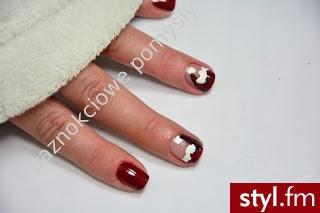 zapraszam na bloga gdzie znajdziesz odnośnik do youtuba i fb www.paznokciowepomysly.pl - Naturalne Paznokcie