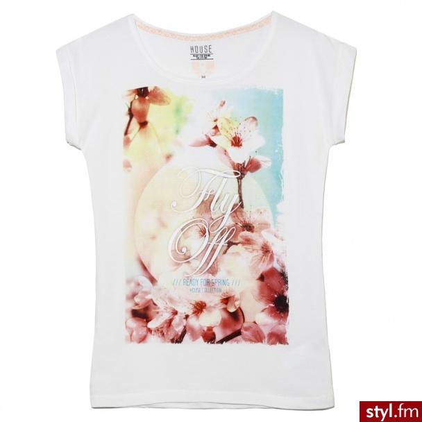 HOUSE 39,90  - T-shirt Ciuchy Moda