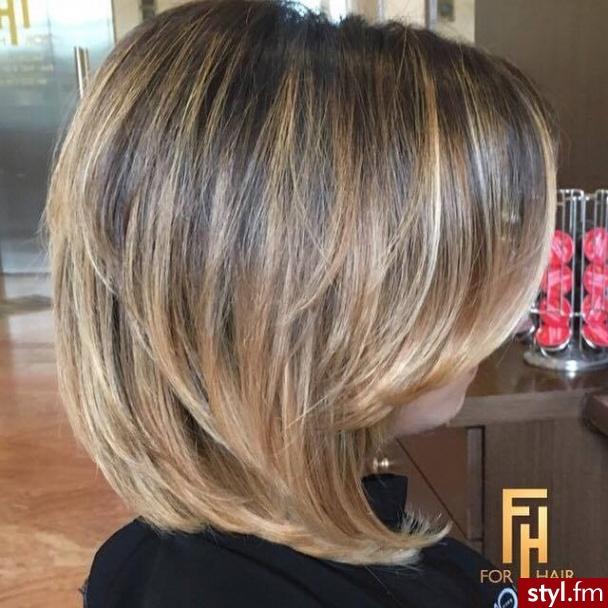 Fryzury Rozpuszczone Włosy Fryzury Kr 243 Tkie Na Co Dzień