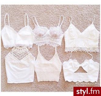 Biustonosze Bielizna Moda