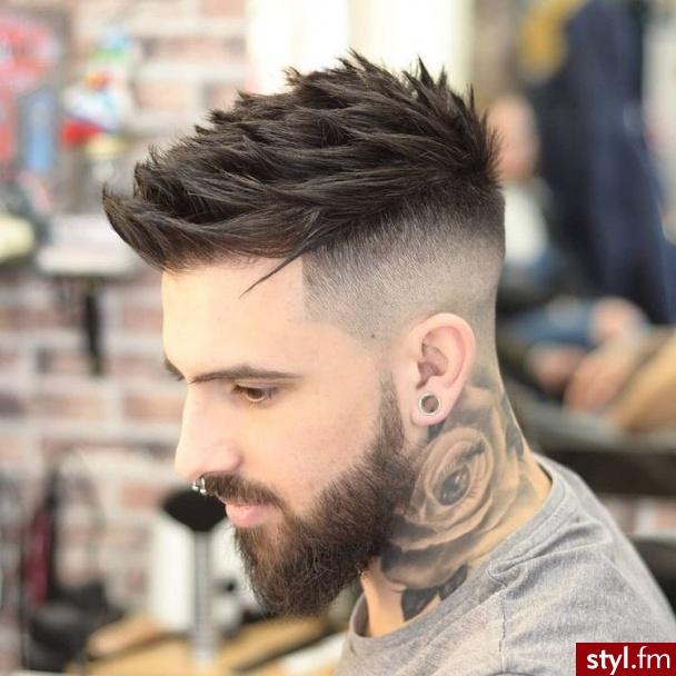 Fryzury Męskie Krótkie Włosy Fryzury Męskie Krótkie