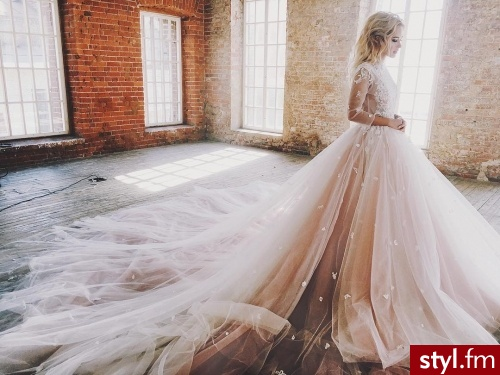 Suknie ślubne Ślub Moda