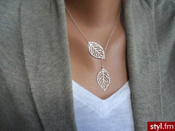 Łańcuszki Biżuteria Moda