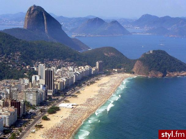 Copacabana - Podróże i miejsca