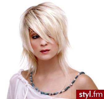 Fryzury średnie Włosy Fryzury średnie Anonymous 89