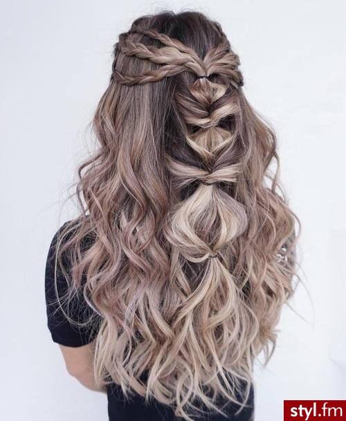 Fryzury Długie Włosy Fryzury Długie Azaliaa 3220619