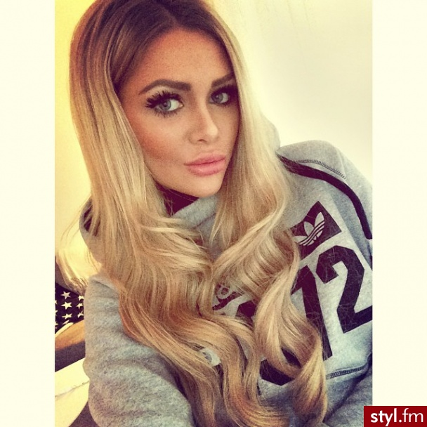 Fryzury Blond Włosy Fryzury Długie Na Co Dzień Kręcone
