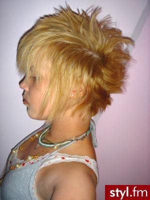 fajne krótkie fryzury. Fryzury - krótkie włosy. fajne krótkie fryzury - Internetowy Katalog Fryzur IKF.com.pl, propozycje fryzur na każdą okazję np. fryzury dla kobiet - Krótkie Fryzury