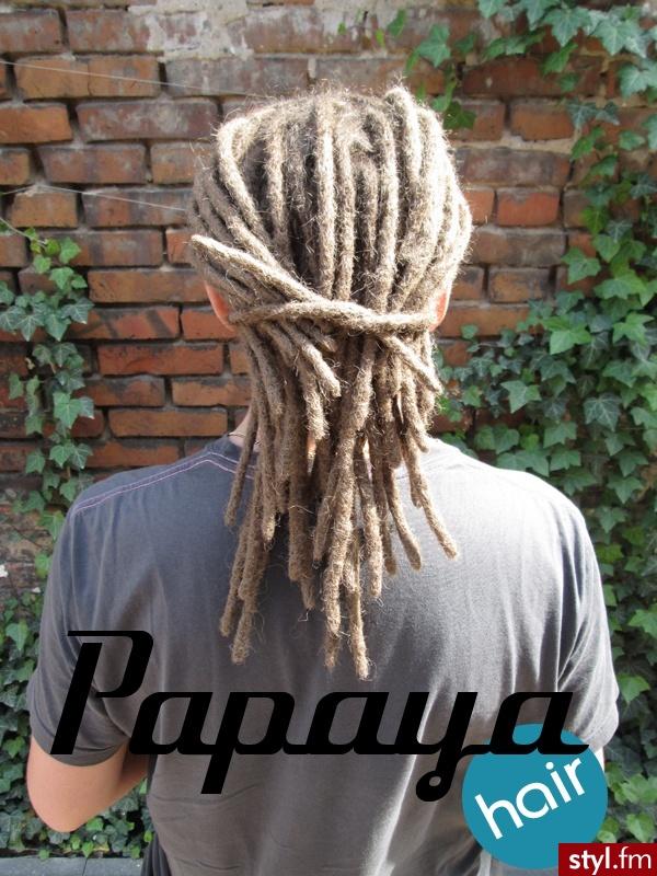Dredy Bydgoszcz | Papaya Hair - Dredy Alternatywne Długie Fryzury