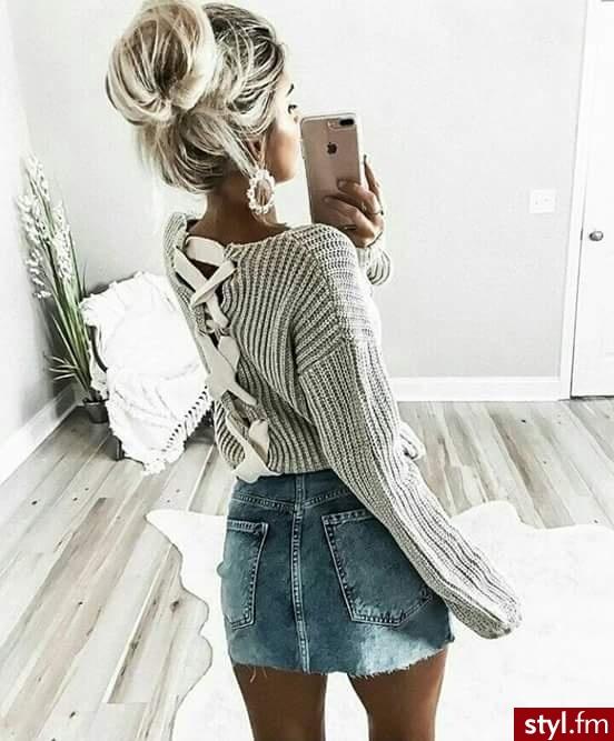 Krótkie Spódnice Moda