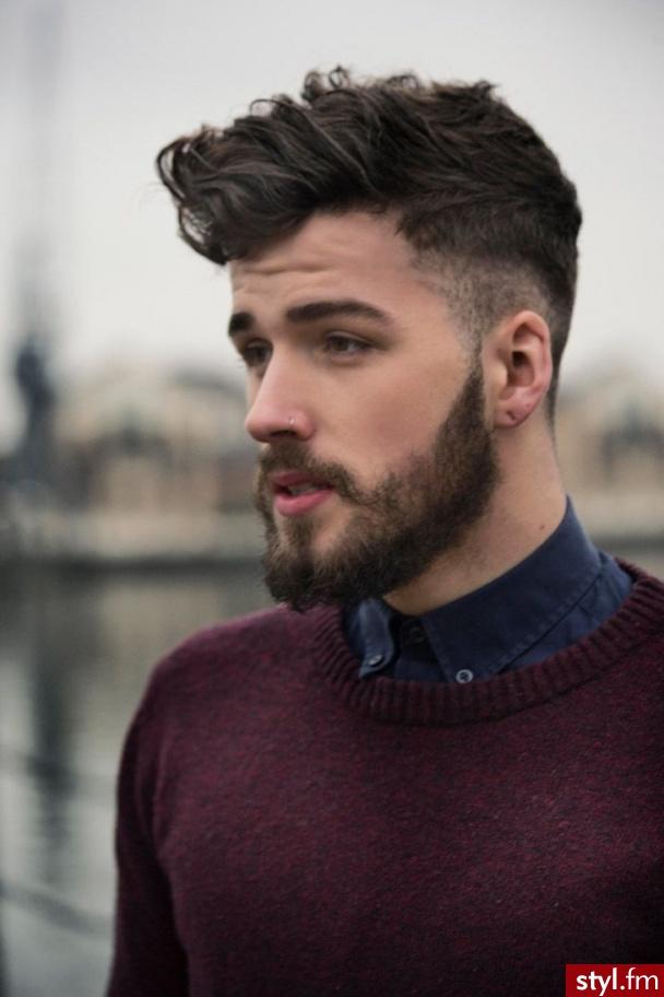 Fryzury Męskie Na Co Dzień Włosy Fryzury Męskie średnie Na Co Dzień
