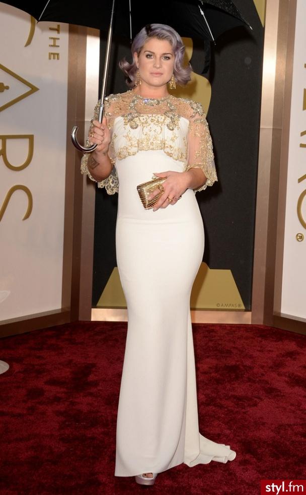 Kelly Osbourne - Wieczorowe Sukienki Moda