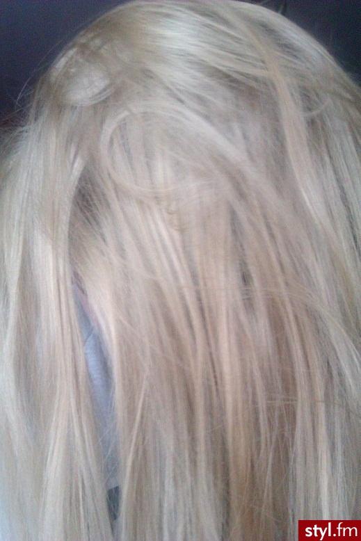 nowy blond - Blond Rozpuszczone Proste Na co dzień Długie Fryzury