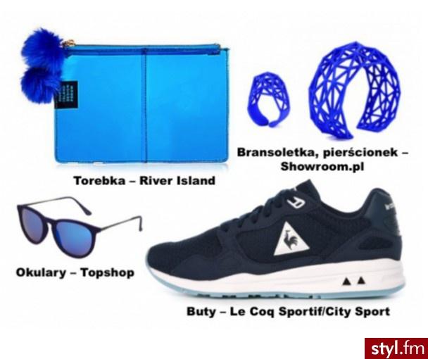 Zestaw dodatków - blue - Styler