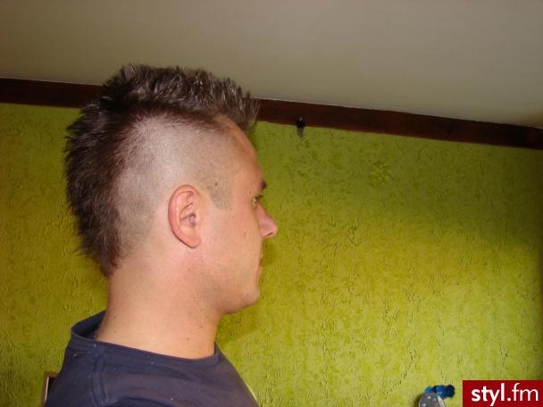 Fryzury Męskie Blond Włosy Fryzury Męskie średnie Alternatywne