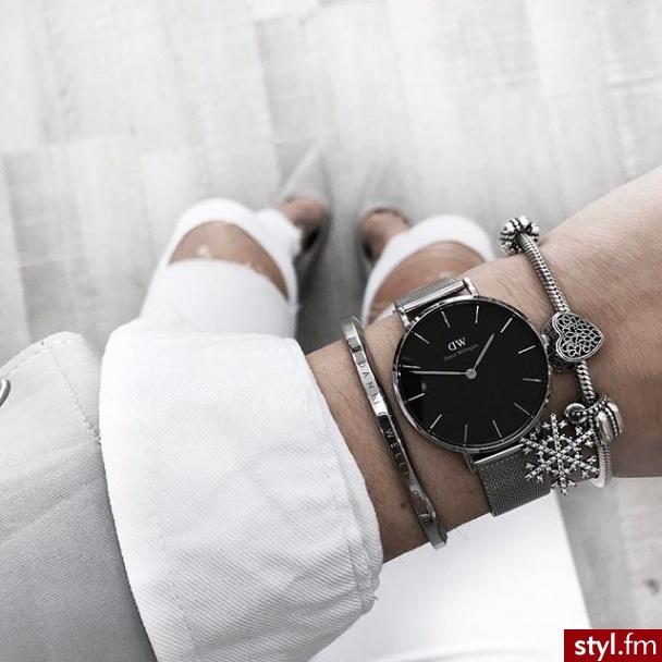 Zegarki Dodatki Moda