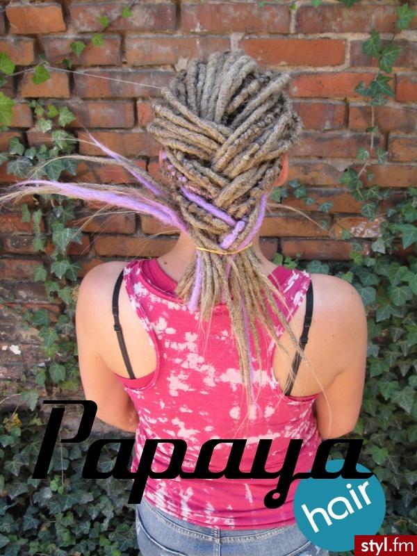 Dredloki Bydgoszcz | Papaya Hair - Dredy Alternatywne Długie Fryzury