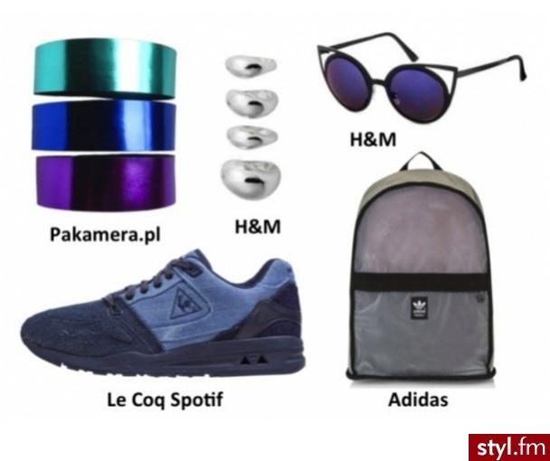 """""""Match-match"""": dodatki do butów sportowych - Styler"""