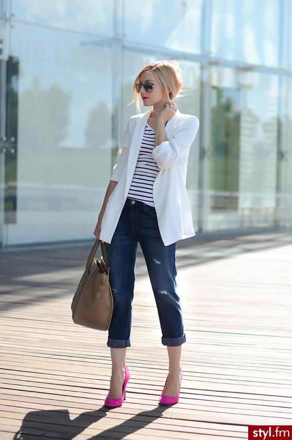 Marynarki i żakiety Okrycia Moda