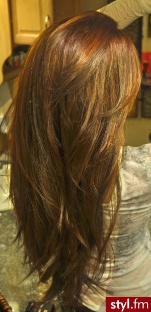 Brązowe Rozpuszczone Kręcone Wieczorowe Długie Fryzury