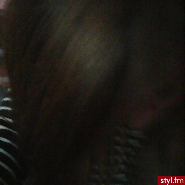 Moje pierwsze zdjęcie zrobione same  - Blond EMO Alternatywne Długie Fryzury