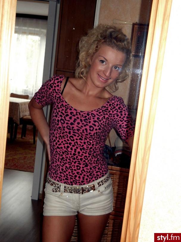ja - Blond Rozpuszczone Kręcone Na co dzień Krótkie Fryzury