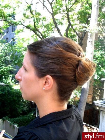 fryzury ślubne. fryzury ślubne - Internetowy Katalog Fryzur IKF.com.pl, propozycje fryzur na każdą okazję np. najlepsze fryzury - Średnie Fryzury