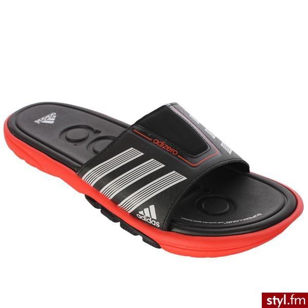 online store 10555 53155 Adidas klapki męskie ADIzERO SLIDE 3 SC (G96754) - Klapki Buty Moda