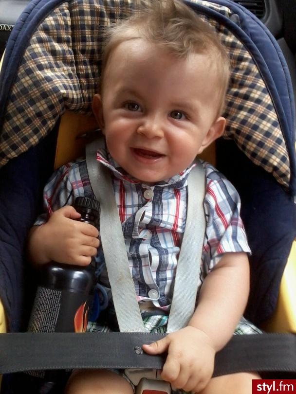 Mój kochany maluszek ;* Filip <3 - Nasze maluchy Dziecko