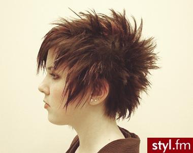bardzo krótkie fryzury. Fryzury - krótkie włosy. bardzo krótkie fryzury - Internetowy Katalog Fryzur IKF.com.pl, propozycje fryzur na każdą okazję np. długie włosy - Krótkie Fryzury
