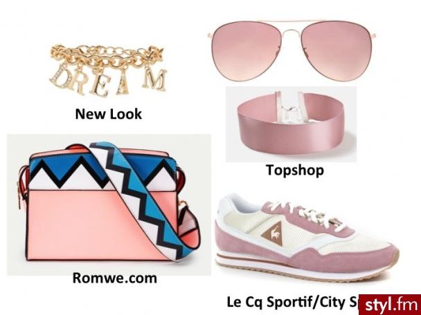 Kolorowe dodatki do sportowych butów! - Pozostałe Dodatki Moda