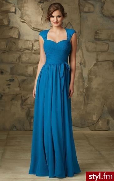 elegant blue bridesmaid dress under 100 from queeniebridesmaid - Kuchnia