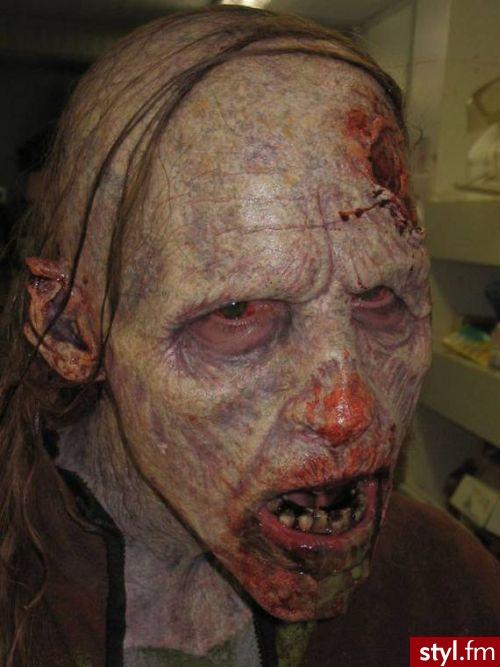Charakteryzacja na zombie - Misz-masz