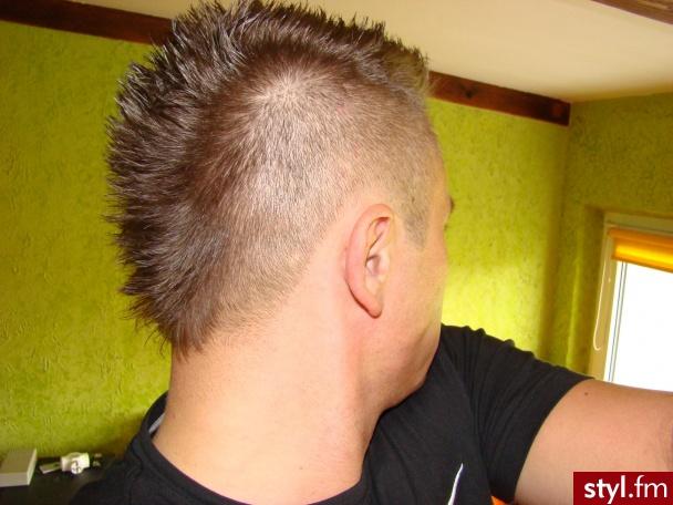 Fryzury Męskie Blond Włosy Fryzury Męskie średnie