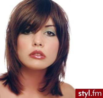 Fryzury średnie Włosy Fryzury średnie Anonymous 317