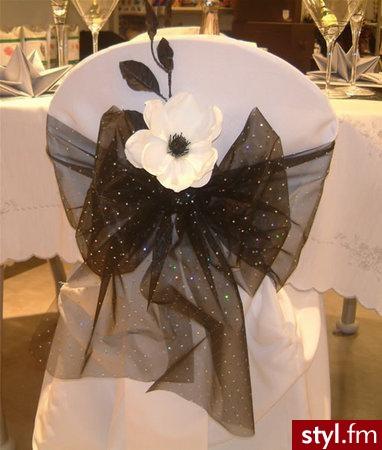 Dekoracje ślubne Ślub Moda