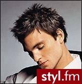 modne fryzury młodzieżowe męskie. Fryzury męskie. modne fryzury młodzieżowe męskie - Internetowy Katalog Fryzur IKF.com.pl, propozycje fryzur na każdą okazję np. studio fryzury - Średnie Męskie Fryzury