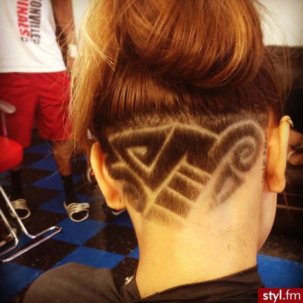 Strange Under Shave Haircut Designs For Girls E Biznes Info Hairstyle Inspiration Daily Dogsangcom