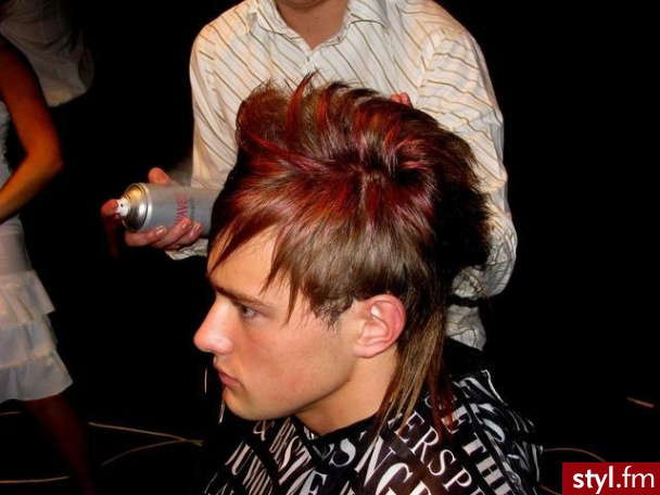 Fryzury Męskie średnie Włosy Fryzury Męskie średnie Juaan