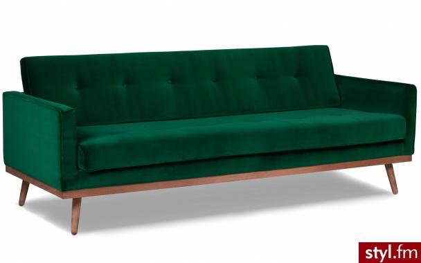 Wymarzona sofa zielona - Misz-masz
