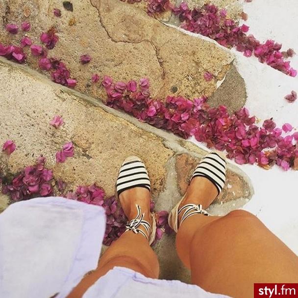 Balerinki Buty Moda
