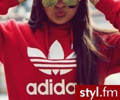 Adidas - Bluzy Ciuchy Moda